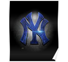 New York Yankees MOS Poster