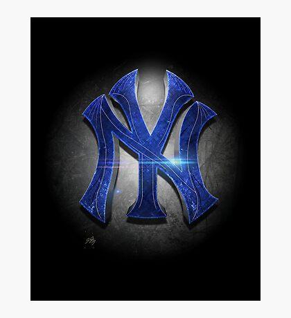 Yankees MOS Photographic Print