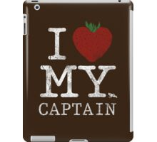 I Love My Captain iPad Case/Skin