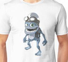 Funny Crazy Frog Unisex T-Shirt