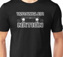 Jeep Wrangler Nation Unisex T-Shirt