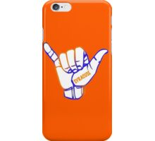 SYRACUSE UNIVERSITY HAND iPhone Case/Skin