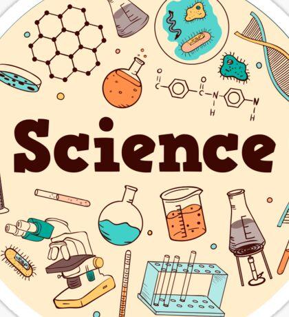Science Sticker