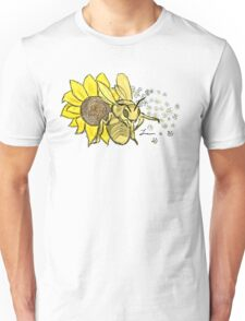 Honey Bee - Willow Unisex T-Shirt