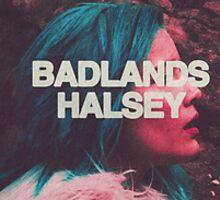 BADLANDS Sticker