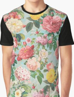 Floral B Graphic T-Shirt
