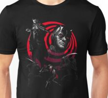 Devil In The Line Of Fire Unisex T-Shirt