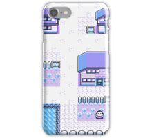 pokemon hometown iPhone Case/Skin