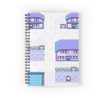 pokemon hometown Spiral Notebook