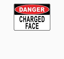 Danger - Charged Face Unisex T-Shirt