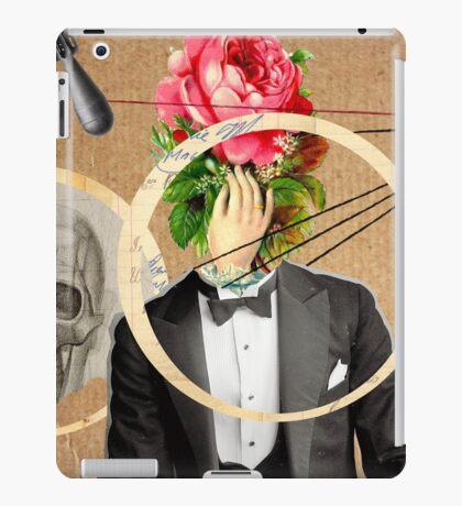 Mr. Flower iPad Case/Skin