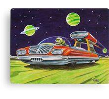 SPACE JET VEHICLE Canvas Print
