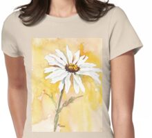 One perfect daisy Womens Fitted T-Shirt