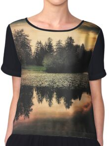Reflections Chiffon Top