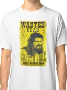 Cactus Jack Poster Classic T-Shirt
