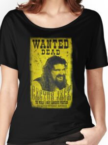 Cactus Jack Poster Women's Relaxed Fit T-Shirt