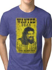 Cactus Jack Poster Tri-blend T-Shirt