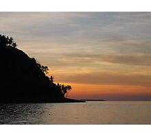Banton Island, Romblon, Philippines' Sunset Photographic Print