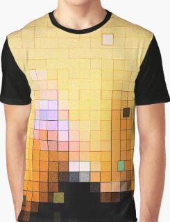 City sunset Graphic T-Shirt