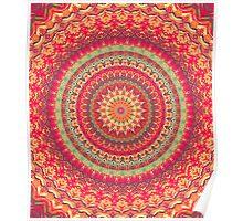 Mandala 022 Poster