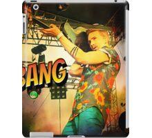Chap Stique the Zombie Hunter iPad Case/Skin