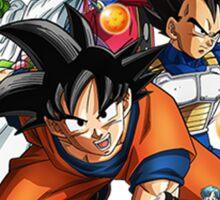 Dragon Ball Super Anime Icon Sticker