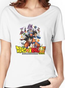 Dragon Ball Super Anime Icon Women's Relaxed Fit T-Shirt