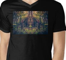 The forest cathedral Mens V-Neck T-Shirt