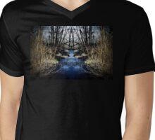 Sanctuary Mens V-Neck T-Shirt