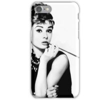 Audrey Phone Case iPhone Case/Skin