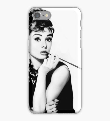 Audrey Phone Case iPhone Case/Skin