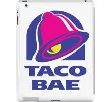 Taco Bae iPad Case/Skin
