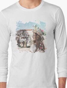 Jessica - With Love J Long Sleeve T-Shirt