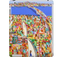 Metro Zen iPad Case/Skin
