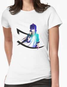 Zeref  Womens Fitted T-Shirt