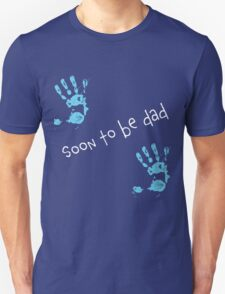 Papa SOON TO BE DAD Hot T-shirt T-Shirt