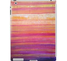 outback colours iPad Case/Skin