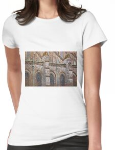 Christ Church Cathedral Womens Fitted T-Shirt