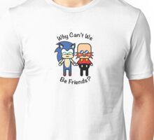Sonic & Dr.Robotnik Unisex T-Shirt