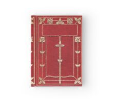Red Rose Vines Hardcover Journal