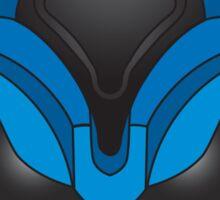 Psycho Blue Ranger Sticker