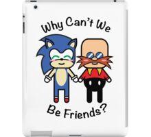 Sonic & Dr.Robotnik iPad Case/Skin
