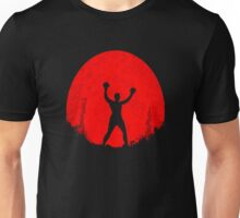muhammad ali red moon Unisex T-Shirt