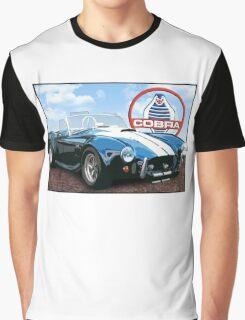 1960 ac cobra Sky Graphic T-Shirt