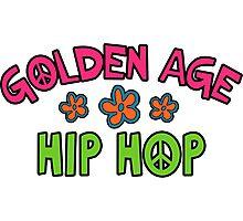 Golden Age HipHop - Delasoul Photographic Print