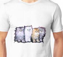 Kitten Family Unisex T-Shirt