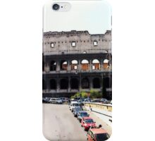 Battleground Of The Gladiator, Photo / Digital Painting  iPhone Case/Skin