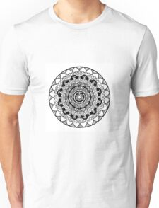 Mandala Garden Unisex T-Shirt