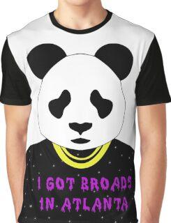 Panda Desiigner Graphic T-Shirt