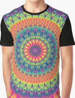 Mandala 023 Graphic T-Shirt